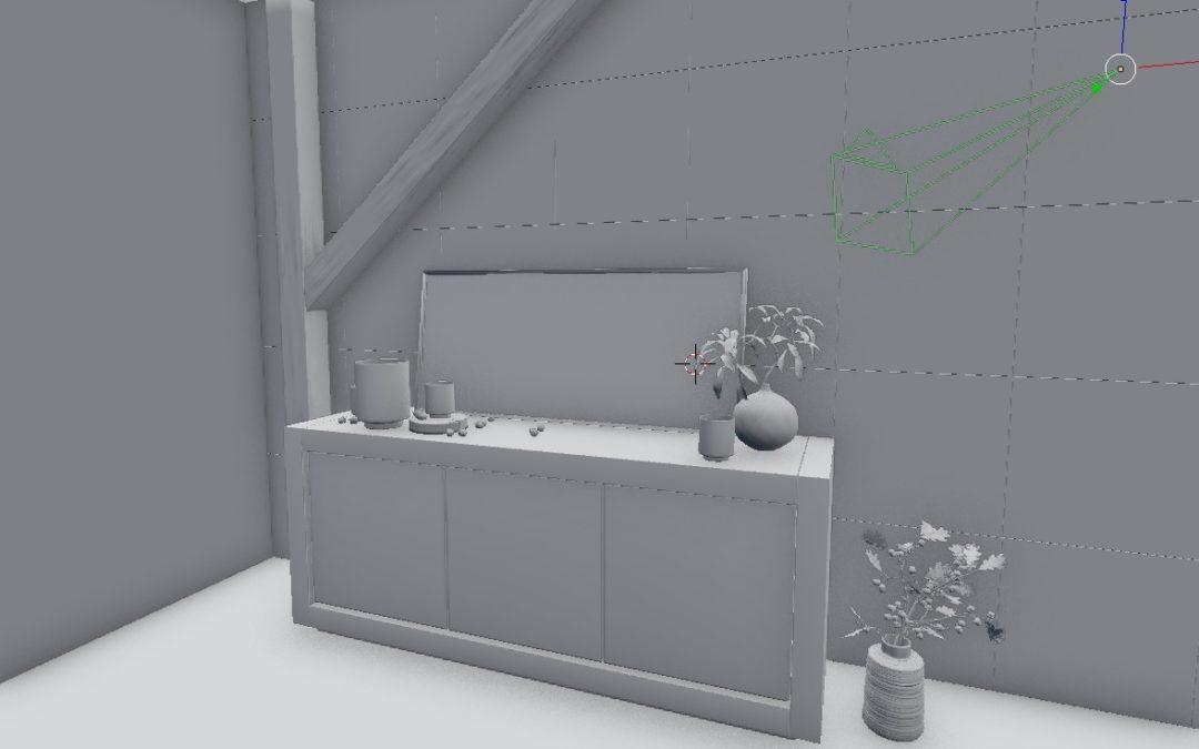 Zalety animacji 3D produktu